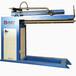 拼板直縫焊接機板材較薄工件的焊接