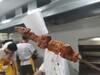 燒烤培訓到金勺子學校