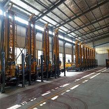 厂家销售环境取样钻机直推式取土钻机高频振动环境取样钻机图片