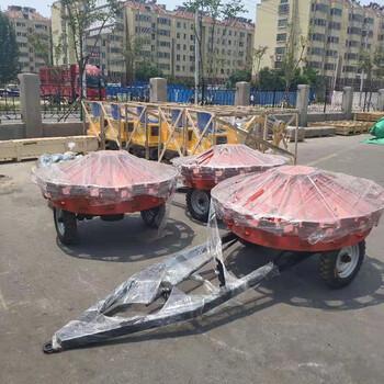 牽引式掃地機16型風火輪掃地機折疊式掃地機廠家