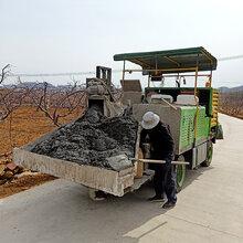 供应路缘石成型机多价格路缘石滑模机成型机路边石滑模成型机图片
