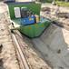供應水溝渠道成型機混凝土邊溝襯砌機新修農渠工程用渠道成型機