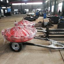 山东折叠扫地机牵引式无动力扫地机千手观音扫地机厂家图片