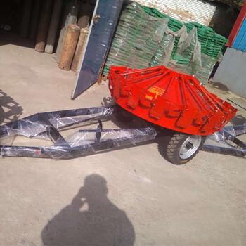 折疊式掃地機掃路機牽引式掃路機風火輪掃地機