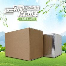冷链物流包装_优质冷链保温箱_志力保温泡沫箱厂家直供图片