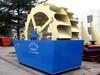 一套时产100吨的洗沙设备