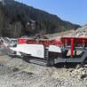 大型移动式河卵石碎石设备,上新预热Z93
