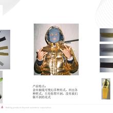 拉鏈防水拉鏈藝術拉鏈尼龍注塑金屬絲印拉鏈圖片