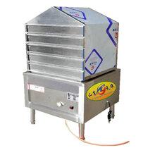 蒸汽圆形凉皮机多功能米皮机价格图片