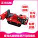 座駕式旋耕機可以配播種機的履帶式微耕機農用打地機