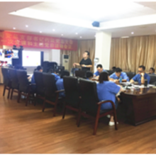 一统教育管理层企业培训团队建设系列课程李老师《提升班组长执行力》图片