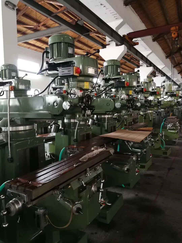 浙江M6号立式炮塔铣床销售