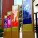 武漢三面翻燈箱廣告牌單立柱廣告牌高炮廣告牌設計制作廠家