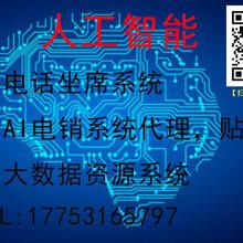 智能AI電銷機器人+大數據圖片
