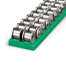 聚乙烯鏈條導軌&泰興聚乙烯鏈條導軌廠家&聚乙烯鏈條導軌加工定做圖片