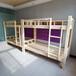 兒童床上下床子母床實木高低床成人簡約雙人床上下鋪廠家直銷