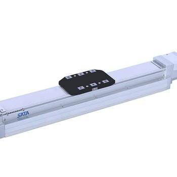 SATA全封闭式滑台模组NK5仕达通铝合金导轨同步带滑台