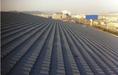 呼和浩特彩石金属瓦厂家圆弧形海洋蓝色瓦轻钢结构屋面金属瓦