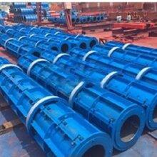 湖南混凝土井管生产设备-混凝土井管模具制造厂家-水泥井管模具