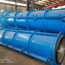河南无沙透水管生产设备-无沙透水管模具生产厂家-无沙井管机械