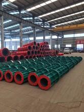 內蒙古水泥電桿模具廠家-全自動水泥電桿生產線-水泥電桿生產設備圖片