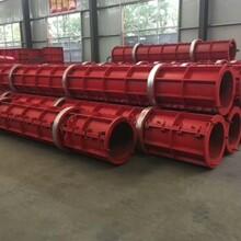 湖北水泥井管模具厂家-供应水泥井管机械-混凝土井管生产设备图片