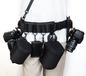 單反相機快槍手腰帶單雙機減壓相機腰帶扣快裝版多功能通用腰帶