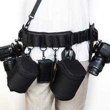 單反相機快槍手腰帶單雙機減壓相機腰帶扣快裝版多功能通用腰帶圖片