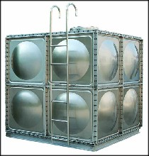 山西太原不锈钢水箱厂图片