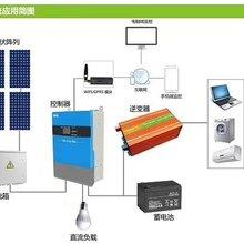 森林防火太阳能视频监控系统图片