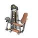 坐式伸腿訓練機-商用健身器材-插片式器材-健身房器材