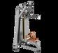 高位下拉背肌训练器-必确商用力量健身器材