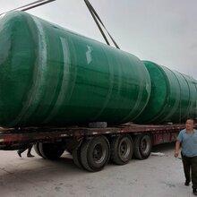 雲南昆明玻璃鋼化糞池廠家直銷(xiao)圖片