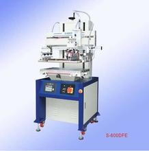 pet瓶丝印机吸塑吹塑杯网印机注塑杯丝网印刷机,不干胶丝印机PCV胶片印刷机图片