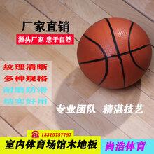 篮球馆木地板专用缓冲减震垫环保防老化橡胶找平减震垫厂家直销图片