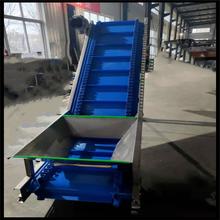 奥泽机械厂家生产皮带输送机皮带爬坡机图片