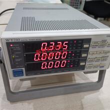 YOKOGAWAWT210功率计WT310WT230回收维修租赁