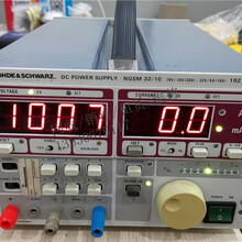 Rohde&SchwarzNGSM32/10直流电源mA高精度DC电源