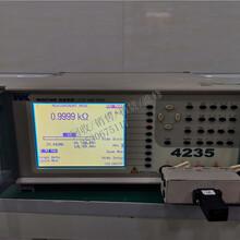 LCR测试仪英国稳科Waynekerr4235LCR测试仪200KHz数字电桥