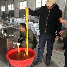 鞍山玉米馇條機定制湯條機玉米面條機質量三包圖片