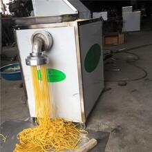 风味特色冷面机不断条牛筋面机小型冷面机火爆预定中图片