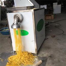 2020新款玉米面條機耐煮筋道冷面機鋼絲面機購機優惠圖片