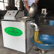 省時冷面機專業品質牛筋面機小型冷面機技術圖片