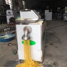 專業生產冷面機Q彈冷面機鋼絲面機技術指導圖片