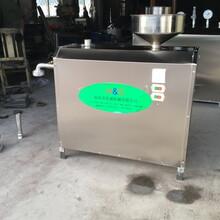 大产量凉虾机Q弹口感粉虫机凉鱼机发货图片