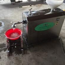 四川達州涼蝦機勁道彈牙娃魚機涼魚機技術培訓圖片