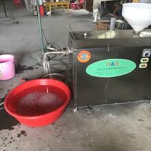 發貨漏魚機十年品質紅薯漏魚機蛙魚機設計合理圖片