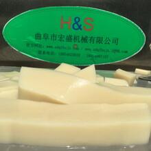 家用電米豆腐機效率快蝦子米豆腐機米豆腐機器產地貨源圖片