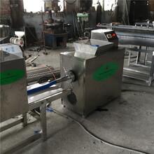 单相电橡皮泥机专业品牌橡皮泥分切机橡皮泥分割机生产视频图片