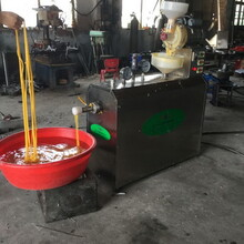 松原馇条机十年新品玉米馇条机玉米面条机技术图片